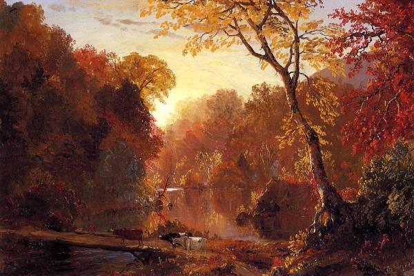 Edwin Autumn in North America